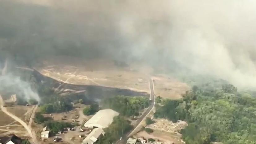 В Ростовской области прокомментировали ситуацию с пожарами