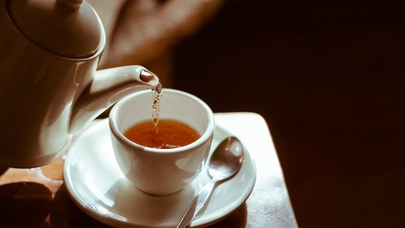 Диетолог дала рекомендации по употреблению чая