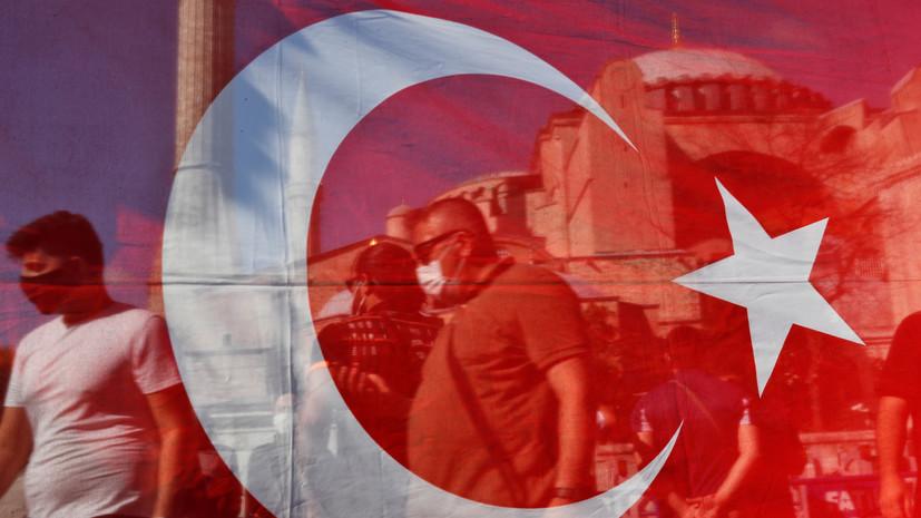 Турция готова вести переговоры с Грецией без предварительных условий
