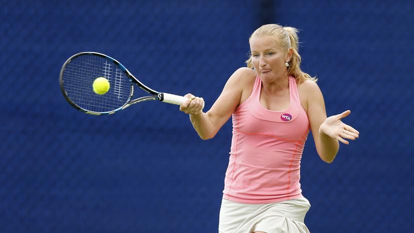 Кудрявцева и Калашникова вышли в 1/8 финала парного разряда US Open