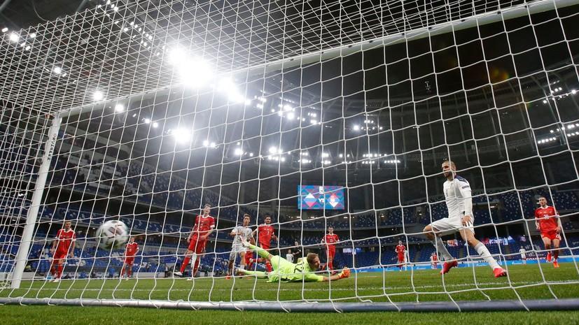 Шунин считает, что у сборной России многое получалось во втором тайме матча с Сербией
