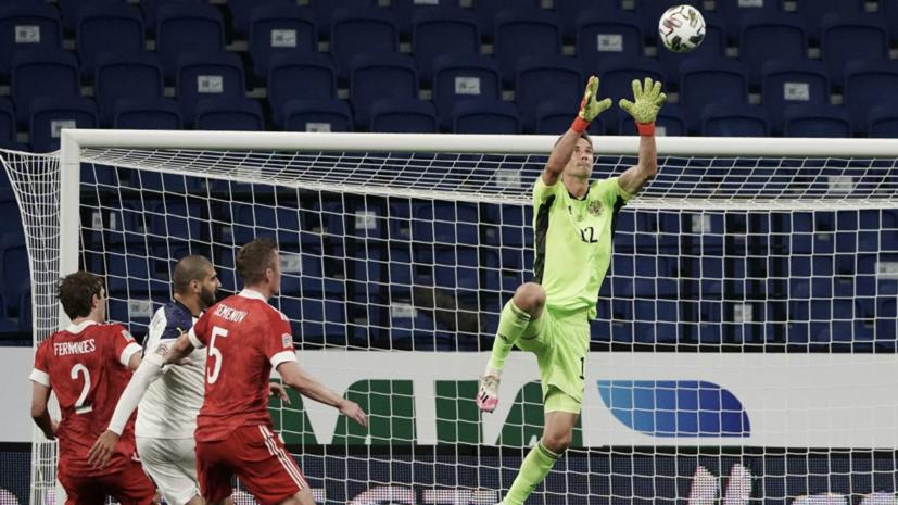 Черчесов: мы не слишком довольны игрой против сербов