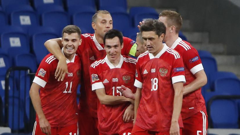 Караваев о своём голе: находился близко к воротам, получил мяч и взял игру на себя