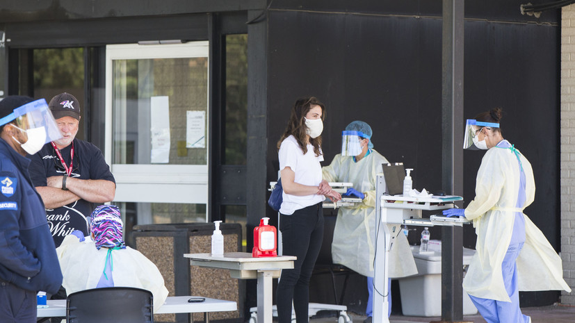 В Канаде число случаев коронавируса превысило 130 тысяч