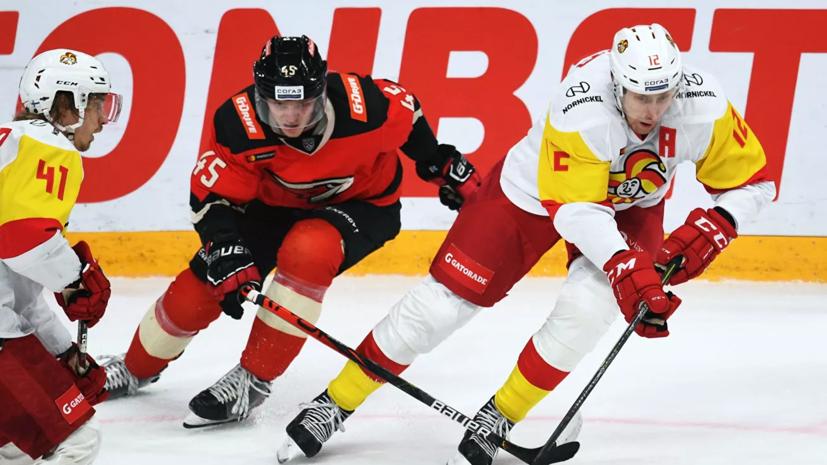 Капитан «Йокерита» о ситуации вокруг матча с «Динамо»: хоккеисты не принимали никаких решений