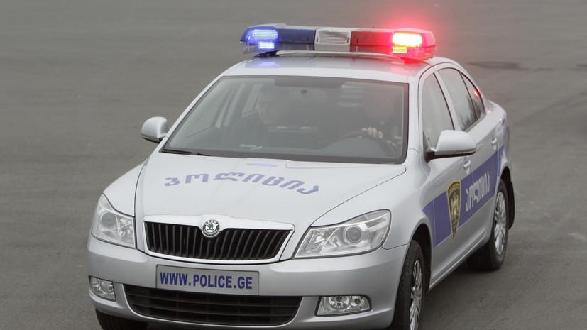СМИ сообщили о взрыве в центре Тбилиси
