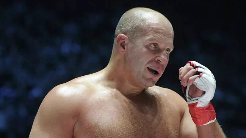 Боец MMA Сидельников назвал коронную фразу Фёдора Емельяненко во время спарринга