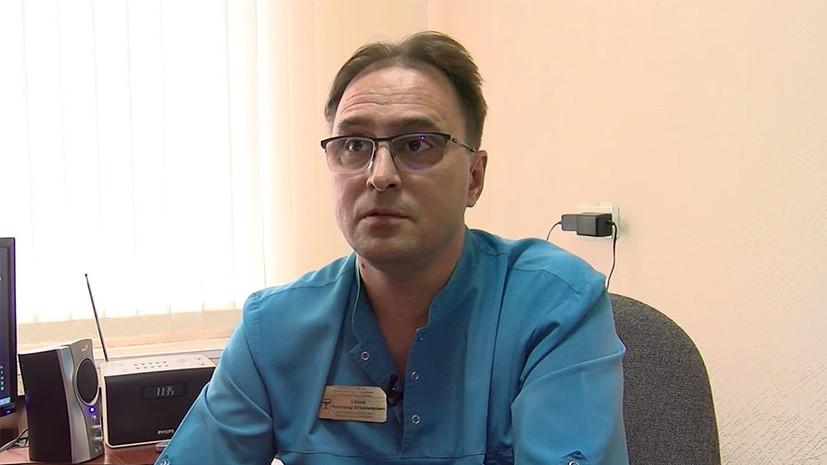 «Мы убеждены, что отравления нет»: лечивший Навального врач — о работе омских медиков и проведённых анализах