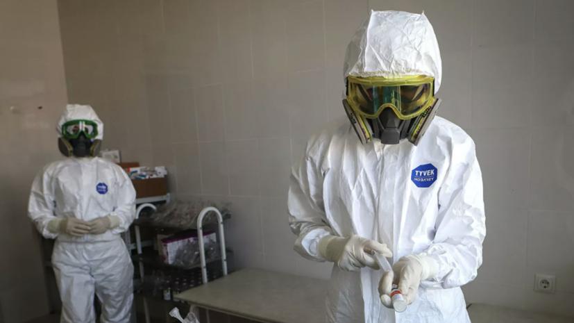 Мурашконазвал число находящихся в больницах пациентов с коронавирусом