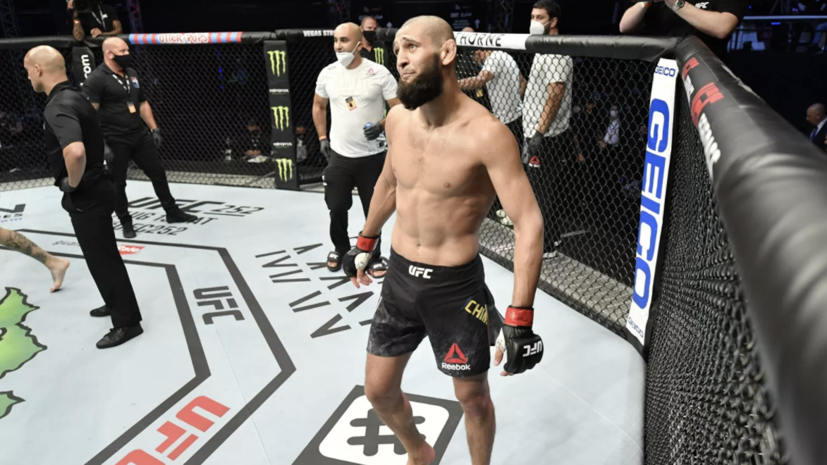 Глава UFC заявил, что Чимаев встретится в бою с Майей