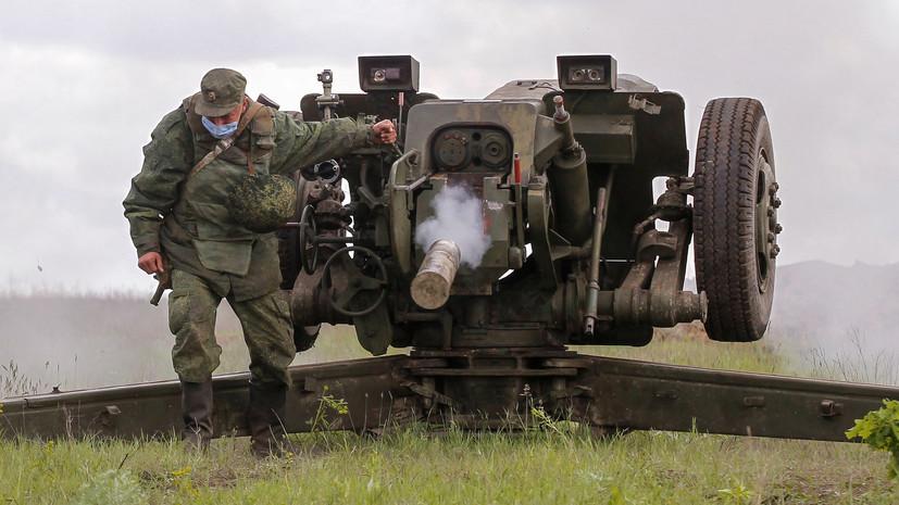 «Украина не изменит курс»: почему в ДНР объявили о намерении уничтожить укрепления ВСУ на линии соприкосновения