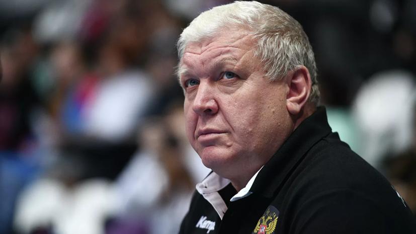 Трефилов заявил, что не планирует завершать тренерскую карьеру