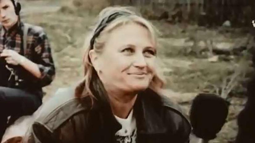 Умерла телеведущая Александра Ливанская