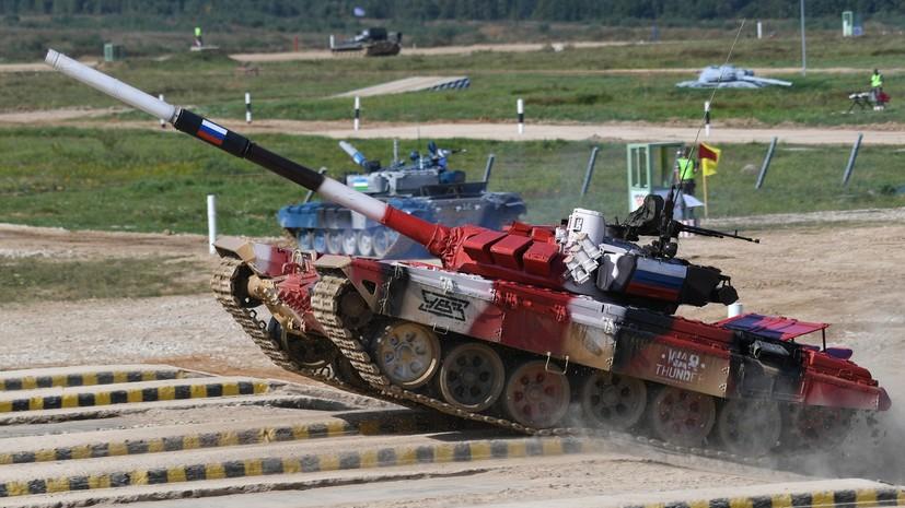 Все танки Т-72 российской армии модернизируют