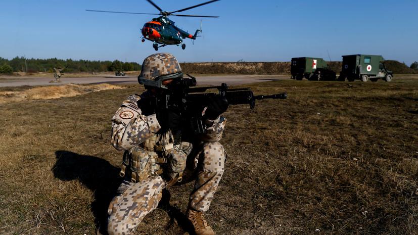 Россия предложила НАТО уменьшить число учений в пандемию
