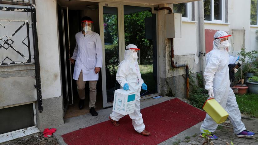 За сутки в Турции выявили более 1600 новых случаев коронавируса
