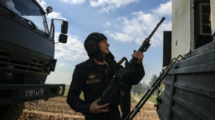 Военные Азербайджана не примут участие в учениях «Кавказ-2020»