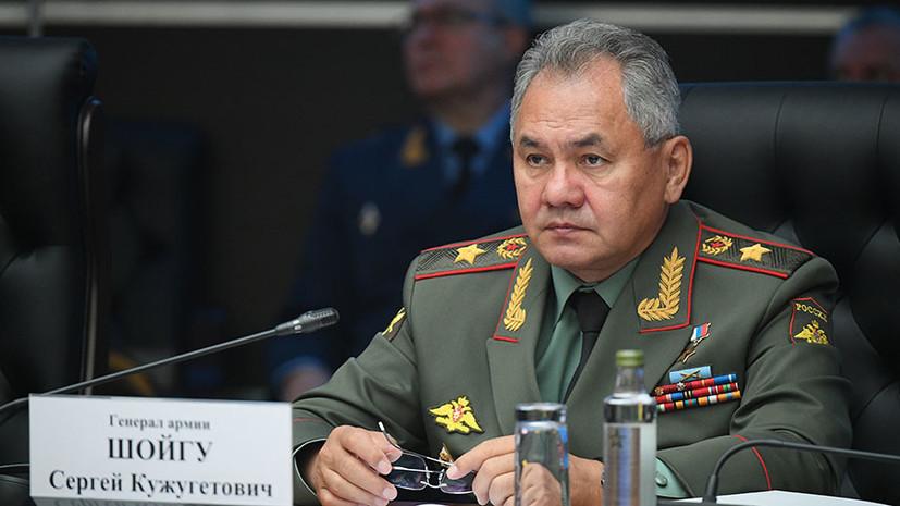 «Регулярные полёты и заходы»: Шойгу рассказал об имитации авиацией НАТО ракетных ударов по России