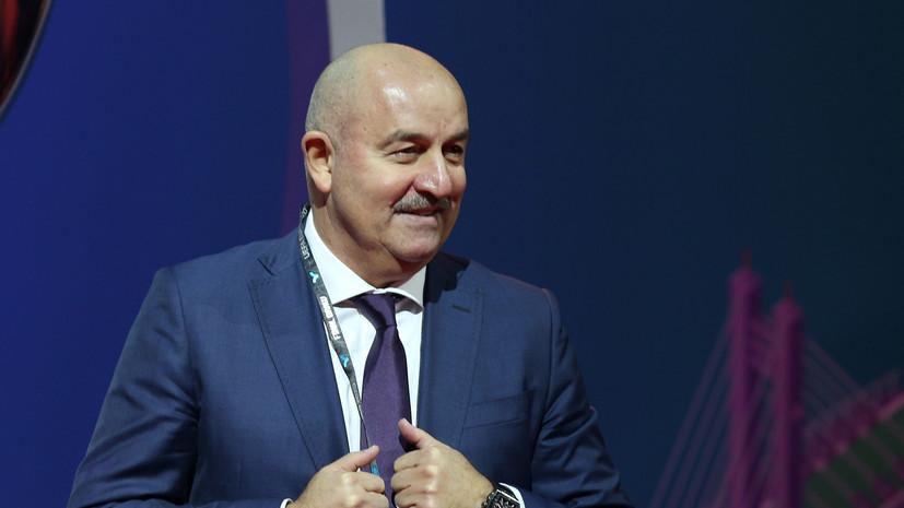 Черчесов ответил, сердился ли он на игроков сборной России из-за пропущенных мячей от Венгрии