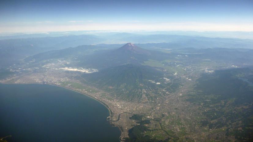 В Японии произошло землетрясение магнитудой 5,2