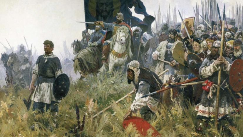 «На Куликовом поле рождалась Россия»: как сражение с войсками Мамая привело к объединению жителей Руси