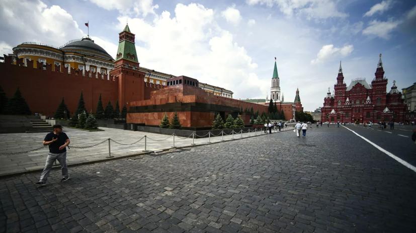 В Москве рассказали о потерях города из-за отсутствия туристов