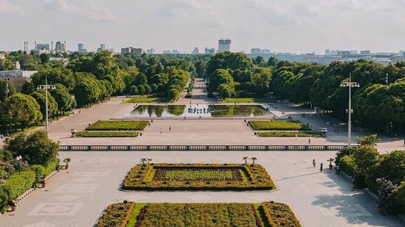 Названы самые лучшие смотровые площадки Москвы