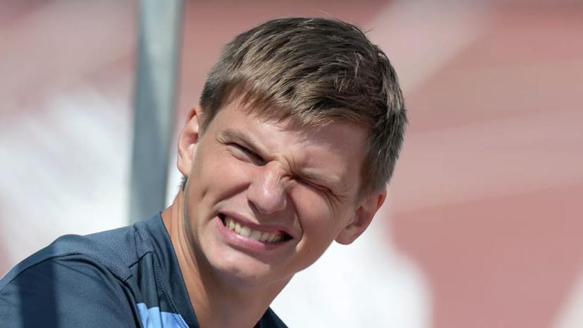 Аршавин признался, что не жалеет о скандальной фразе после вылета с Евро-2012