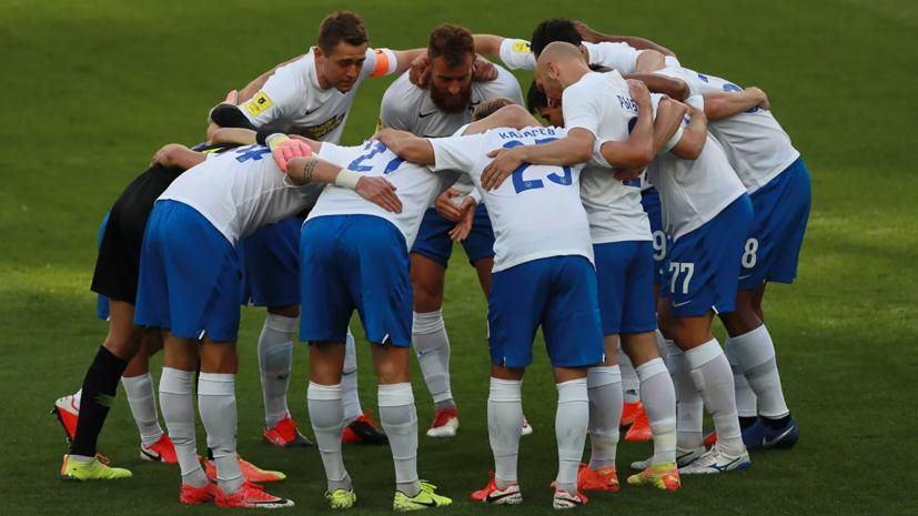 Футболист «Тамбова» рассказал о долгах по зарплате перед игроками клуба