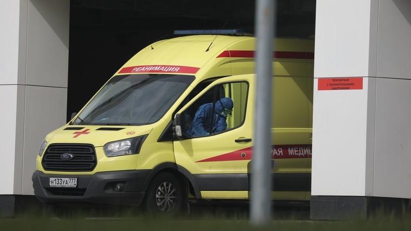 В Москве за сутки скончались 16 пациентов с коронавирусом