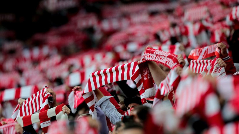 В ЦСКА объяснили запрет на атрибутику «Спартака» в матче седьмого тура РПЛ