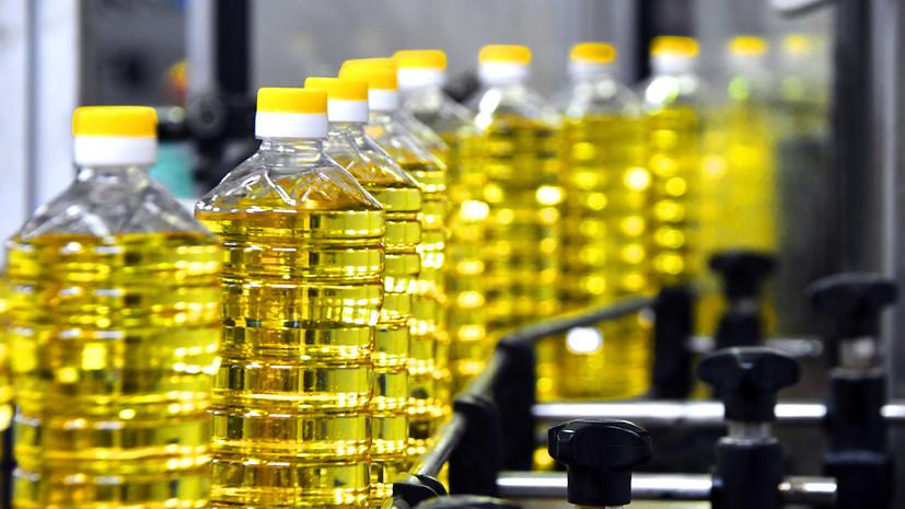 В России предупредили о риске роста цен на продукцию из подсолнечника