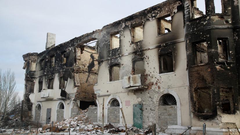 Женщина потеряла супруга во время обстрела Углегорска со стороны ВСУ