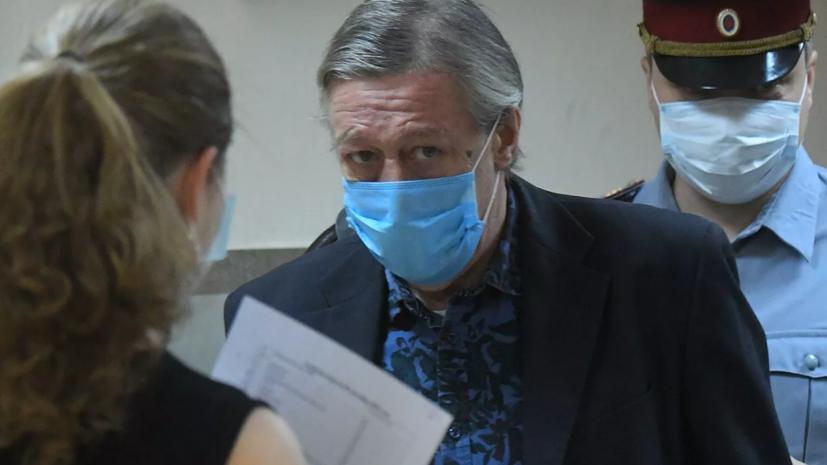 Суд приговорил Ефремова к восьми годам лишения свободы