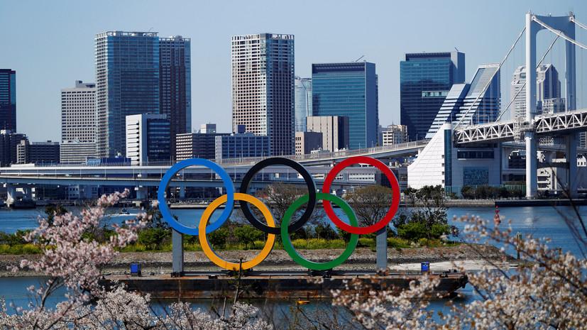 В Японии считают, что Олимпиаду в Токио необходимо провести любой ценой