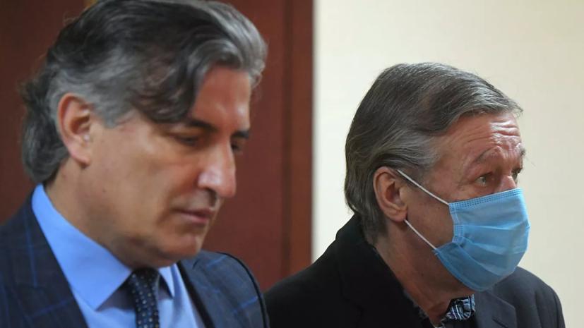 Суд заявил об отсутствии доверия к доводам защиты Ефремова