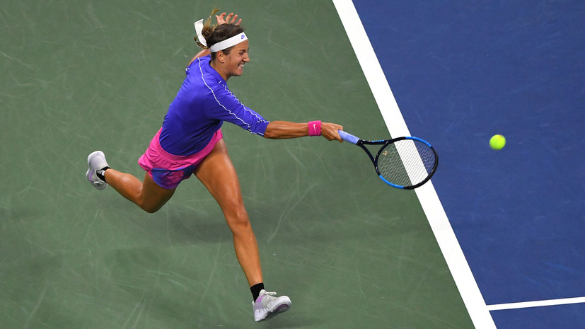 Азаренко и Мертенс сыграют в четвертьфинале US Open