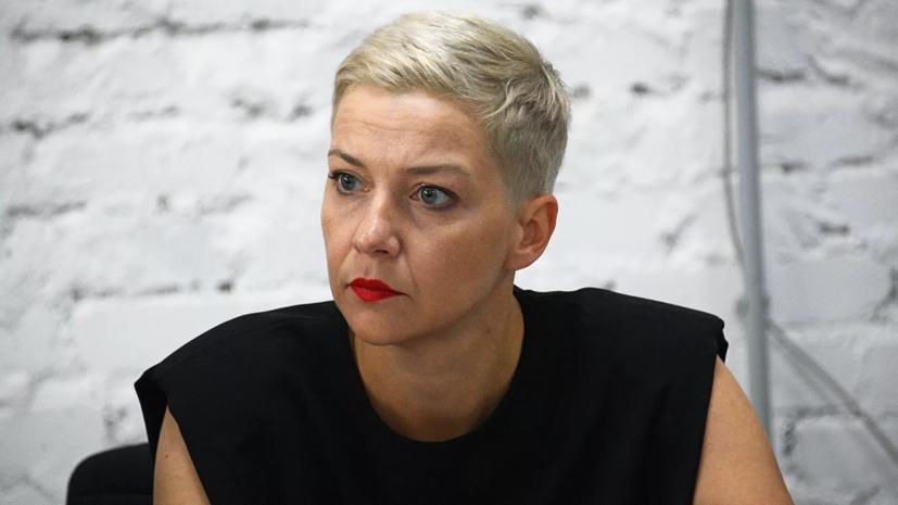 В Кремле прокомментировали задержание Колесниковой в Белоруссии