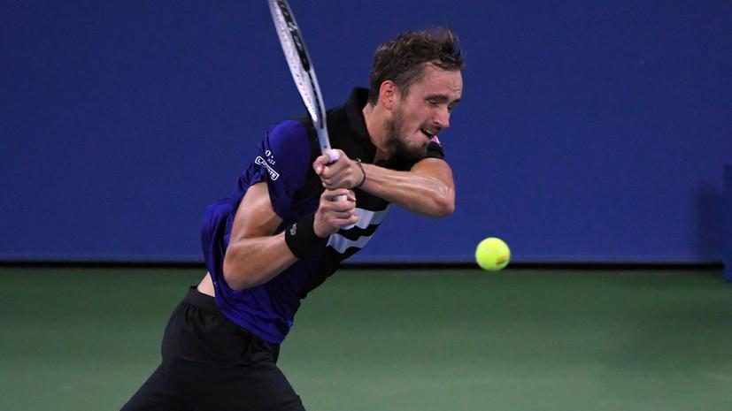 Чесноков назвал фаворита матча Медведев — Рублёв в четвертьфинале US Open