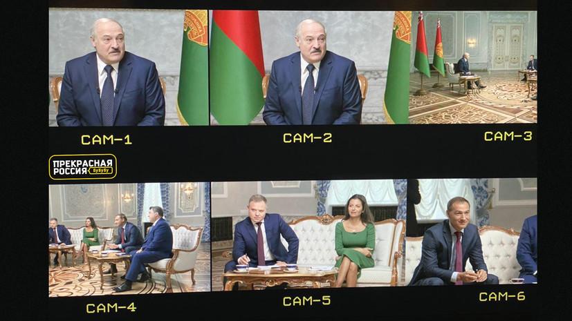 «Прекрасная Россия бу-бу-бу»: кризис в Белоруссии. 8 сентября | Симоньян про интервью с Лукашенко