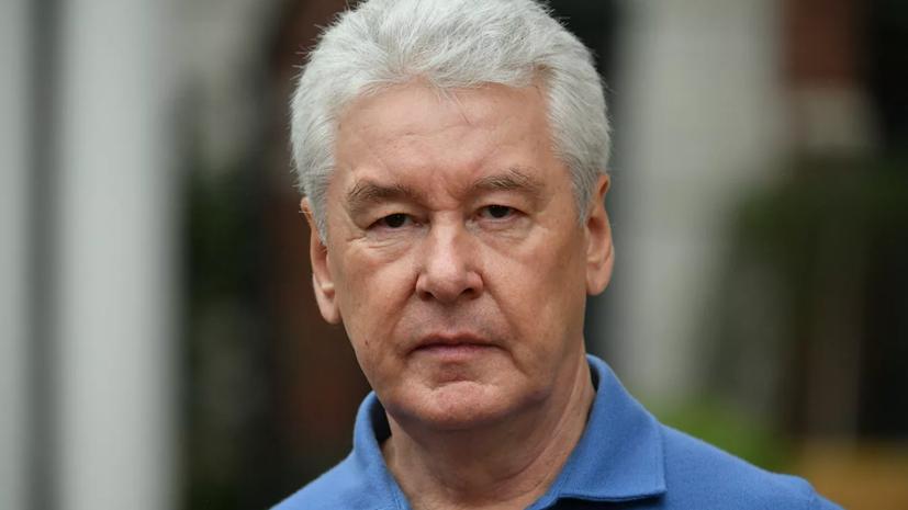 Собянин оценил возможность второй волны коронавируса в России