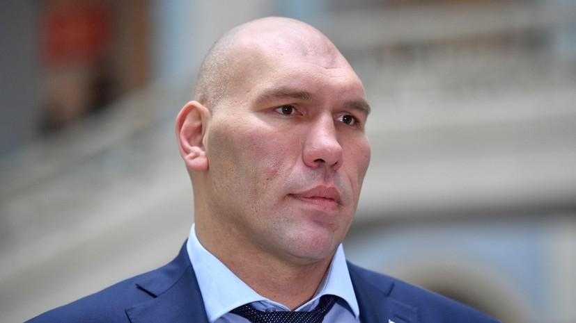 Валуев прокомментировал ситуацию с Байкалом
