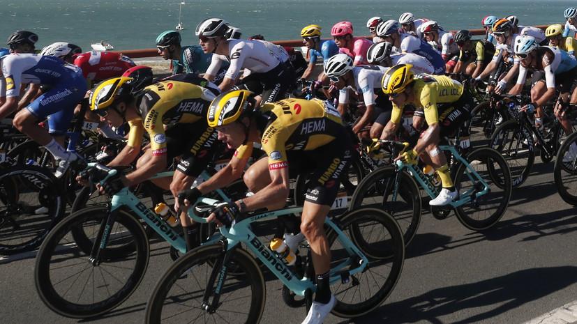 СМИ: директор «Тур де Франс» заболел коронавирусом