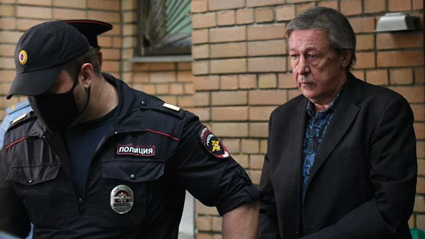 Кокорин поддержал осуждённого на восемь лет колонии актёра Ефремова
