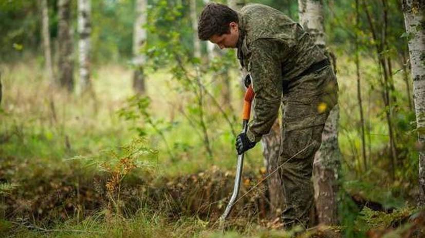 В Тверской области нашли останки 82 красноармейцев