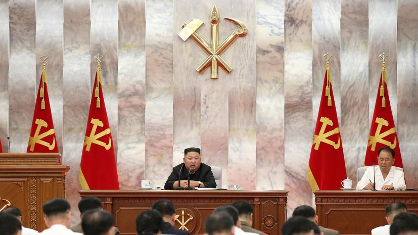 Путин поздравил Ким Чен Ына с годовщиной основания КНДР