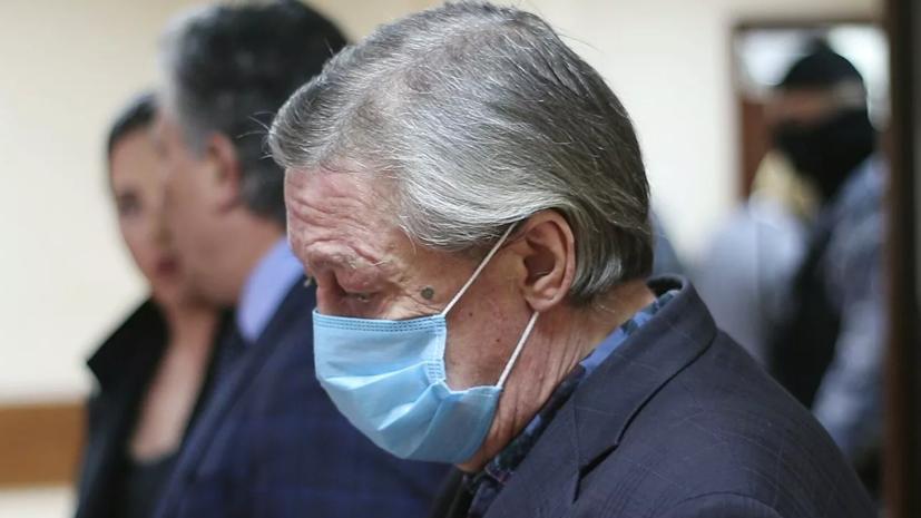 В суд поступила жалоба на приговор Ефремову