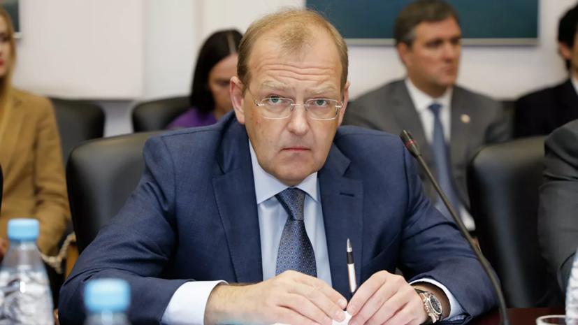 Задержан замглавы Минэнерго Анатолий Тихонов