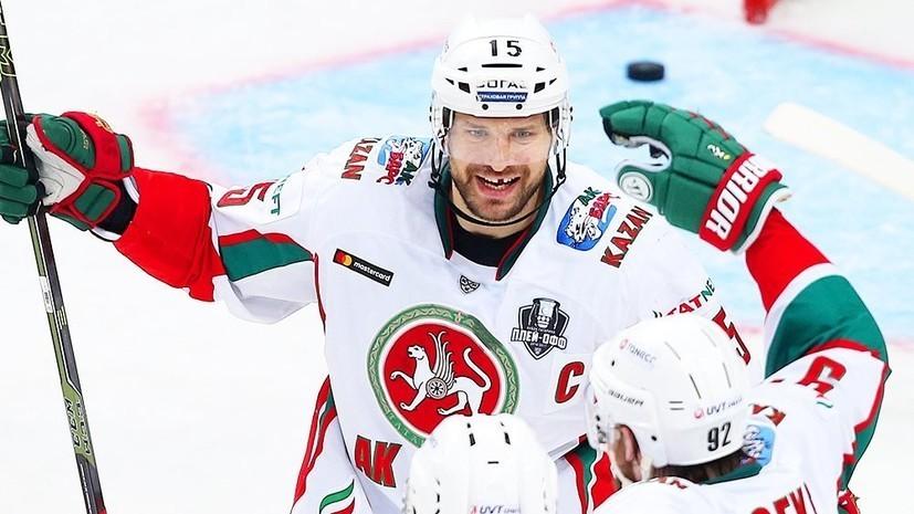 В «Авангарде» удивлены слухами о возвращении хоккеиста Свитова в команду