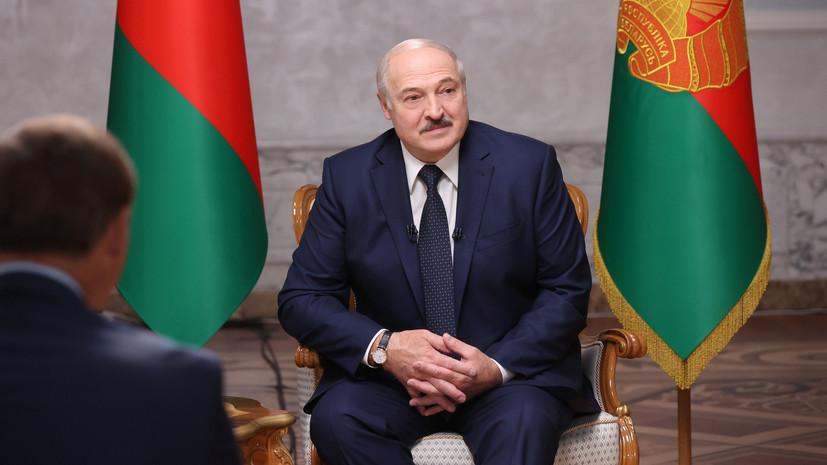 Песков исключил поглощение Белоруссии по итогам визита Лукашенко